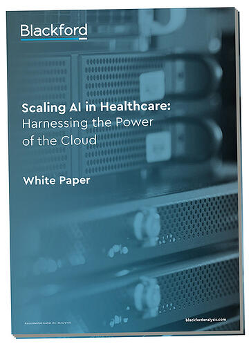 Blackford White Paper - Scaling AI in Healthcare WP Landing page pic